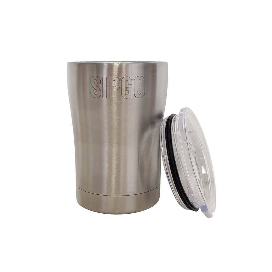 Sipgo12 - Stainless Steel -340ml (12oz)