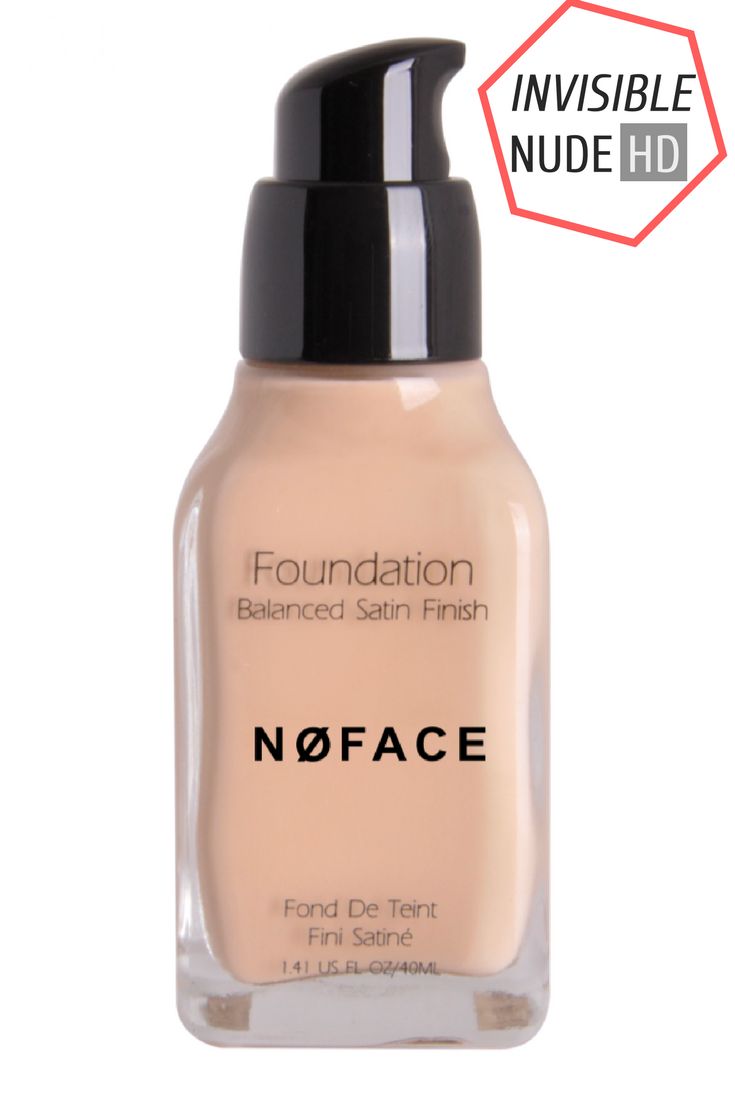 NOFACE organica natural moisturizing foundation