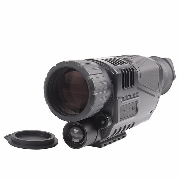IR Digital Monocular Night Vision Camping Wildlife Telescope 5x Magnification - Toyz For The Boyz,  - Man Cave Gear,