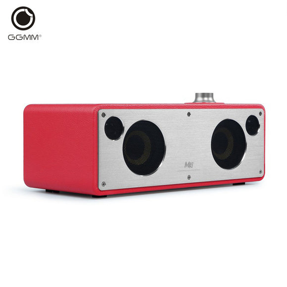 GGMM M3 Bluetooth Stereo HiFi Audio Home Theater Speaker - Toyz For The Boyz,  - Man Cave Gear,