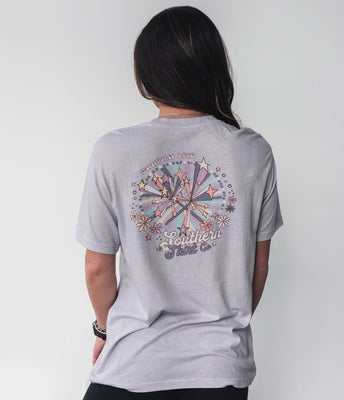 Shine On Tee SS (Burnout)