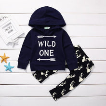 2pcs - Wild One Two-Piece Outfit