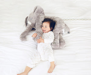 NEW! Jumbo Elephant Pillow