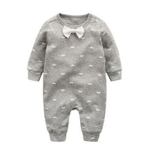 Jumpsuit - Exclusive Bow Tie Jumpsuit For Baby Boys