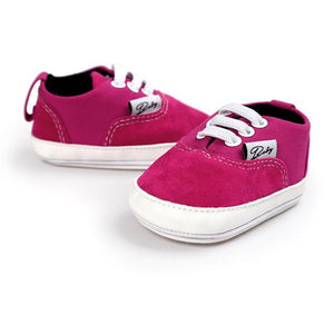 Mini Canvas Shoes