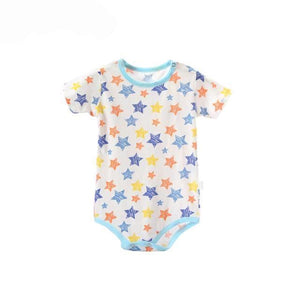 Onesie - Lovely Star-Pattern Bodysuit