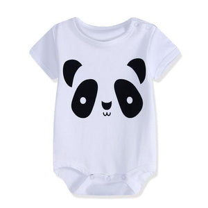 Onesie - Super Cute Panda Bodysuit For Babies