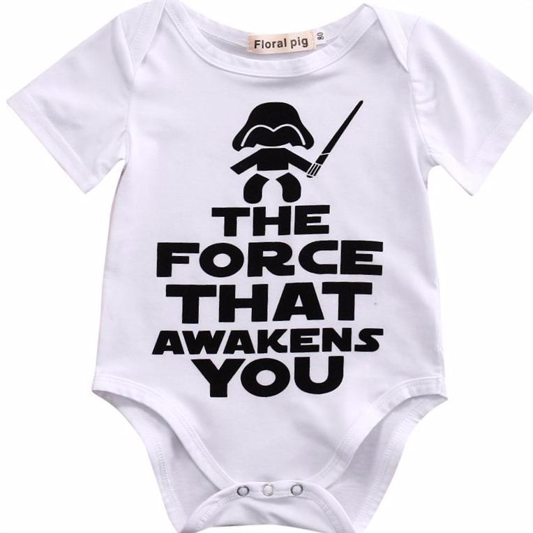 The Force - Onesie