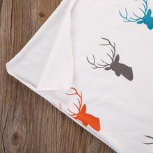 Warmy Deer Swaddle Blanket