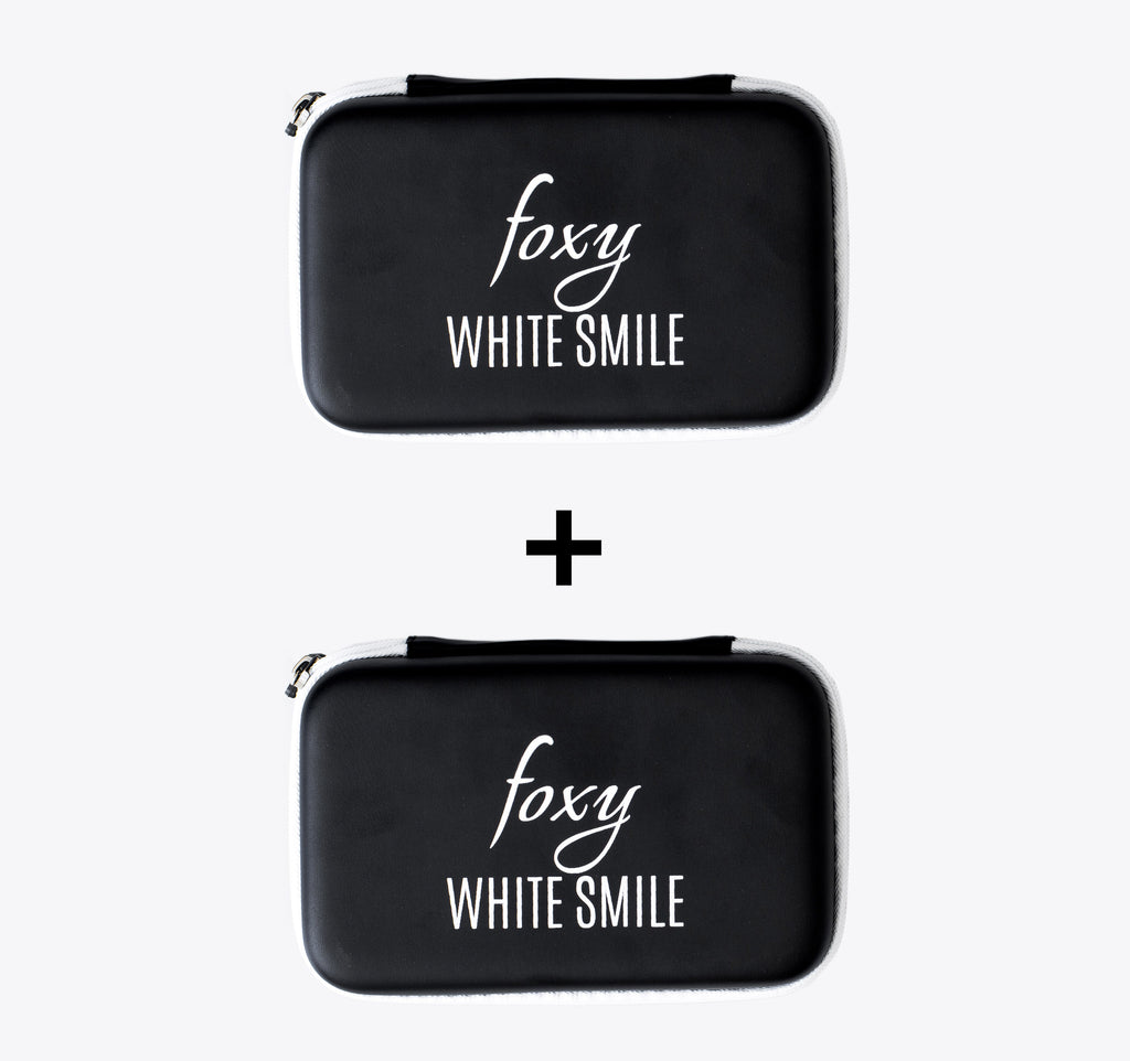 Foxy White Smile Teeth Whitening Twin Pack