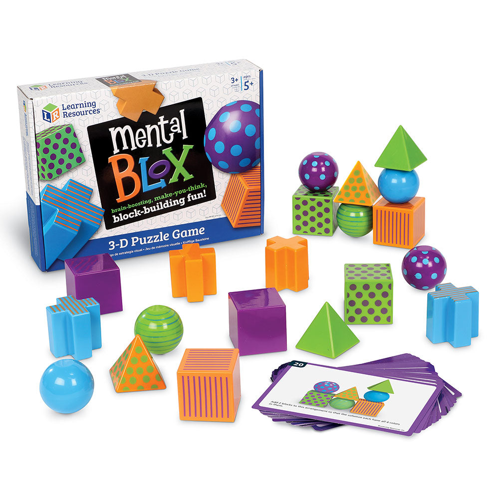 Mental Blox - Critical Thinking Game
