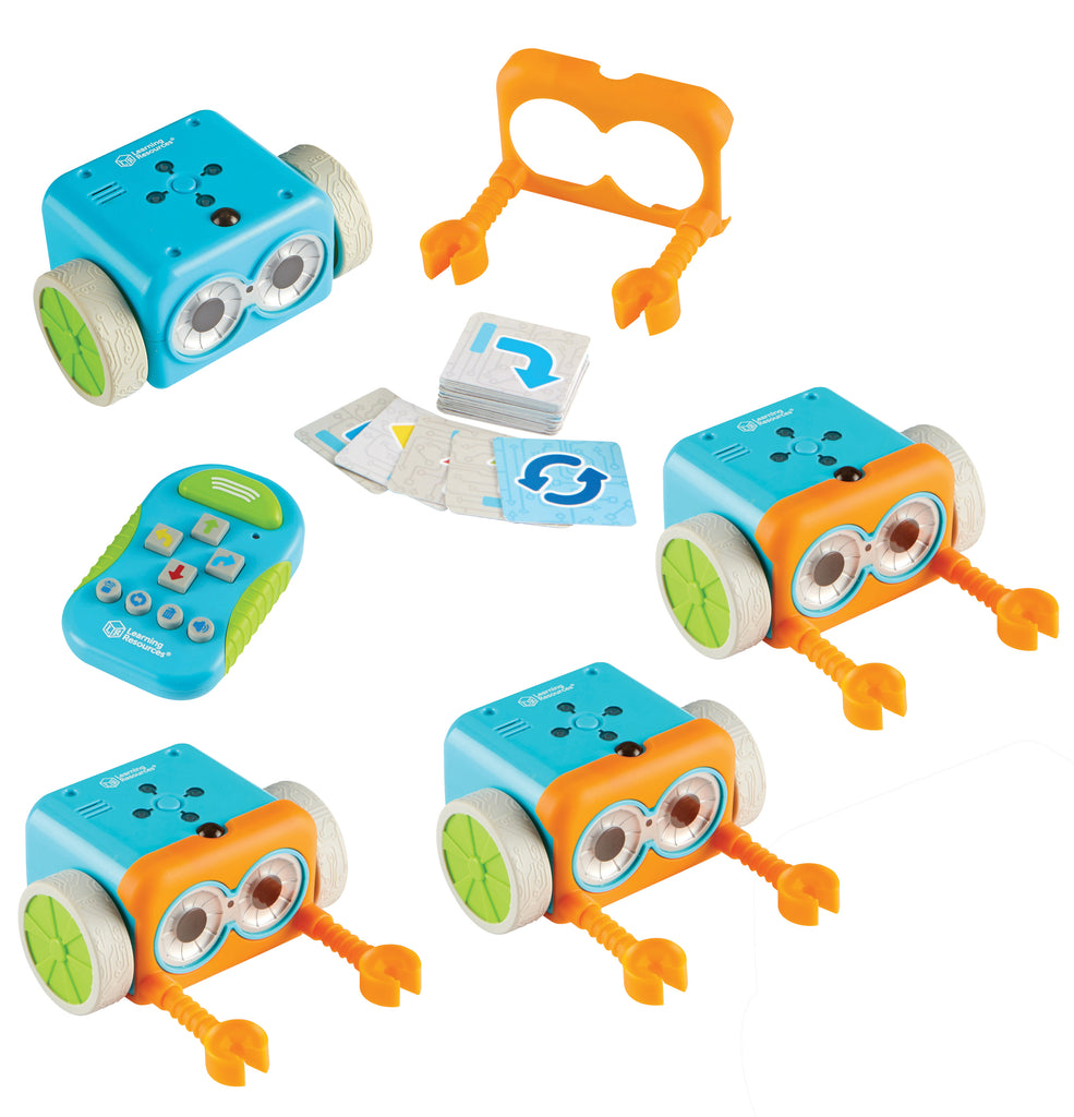 Botley The Coding Robot - Set of 4