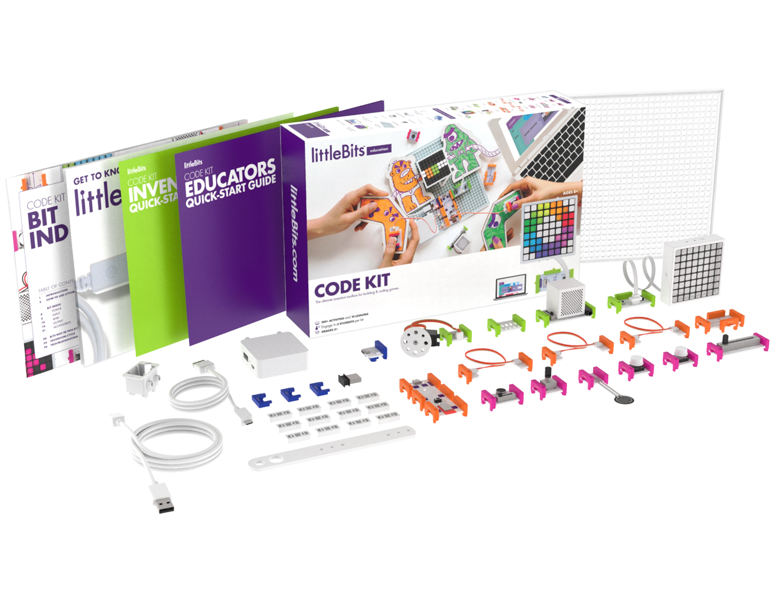 Littlebits Code Kit Stem Supplies Circuit Scribe And Chibitronics Review