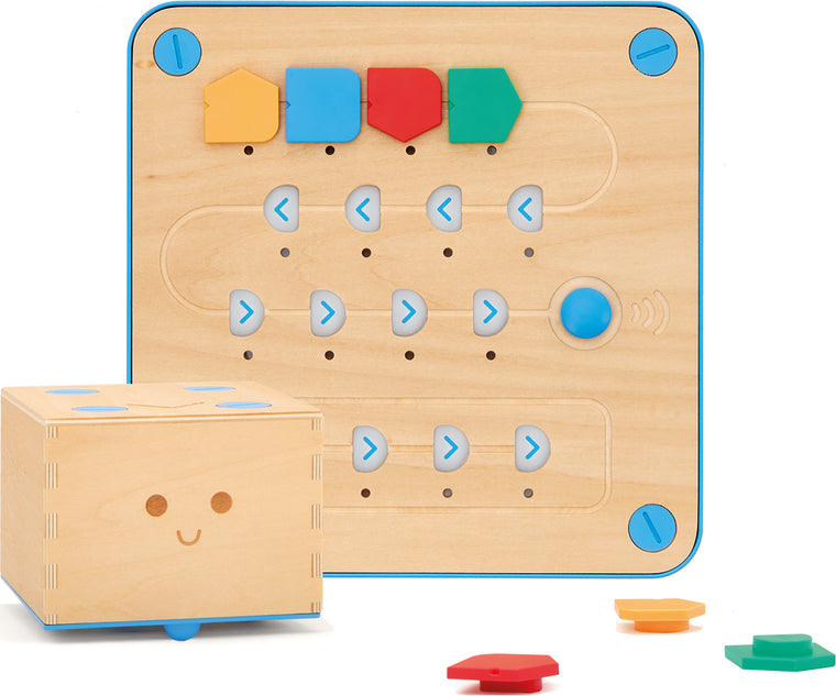 Primo Toys Cubetto Play Set - Robot Coding Set
