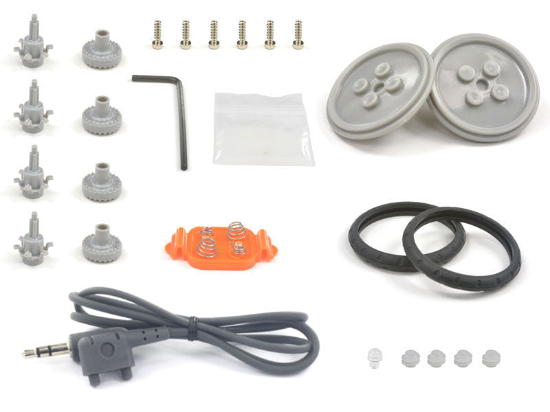 Edison V2 Robot - Spare Parts Pack