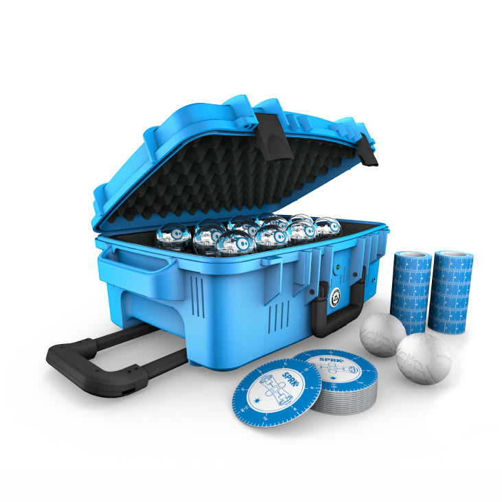 Sphero SPRK+ Power Pack (12 Sphero's, Includes Charging Case)