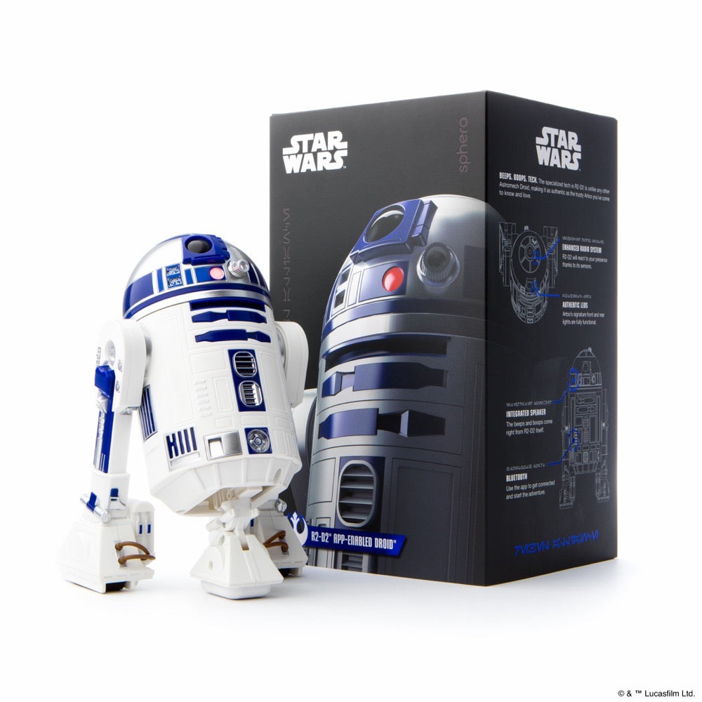 Sphero R2-D2™ App-Enabled Droid™