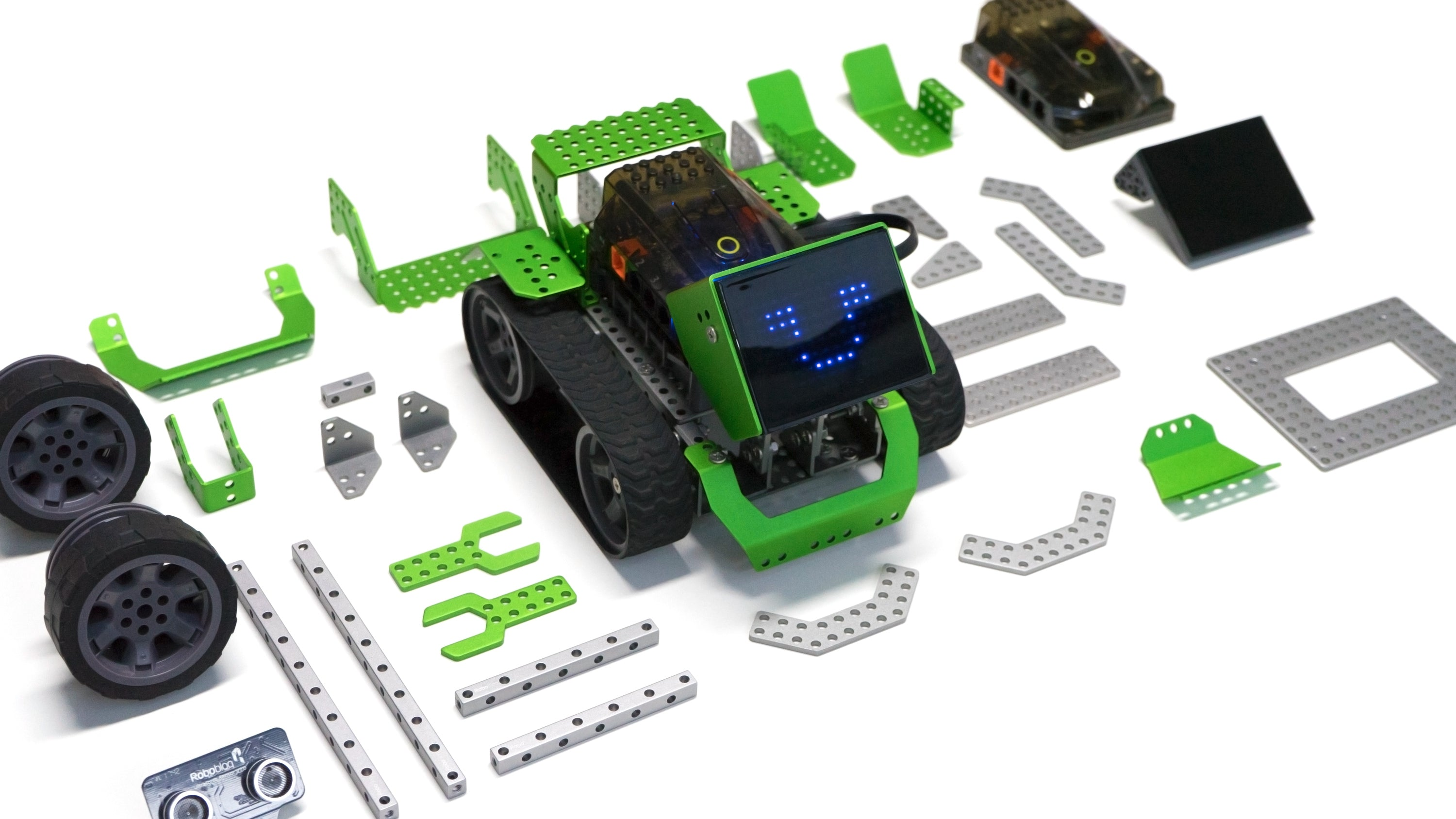 Robobloq Qoopers 6 In 1 Robot Stem Supplies