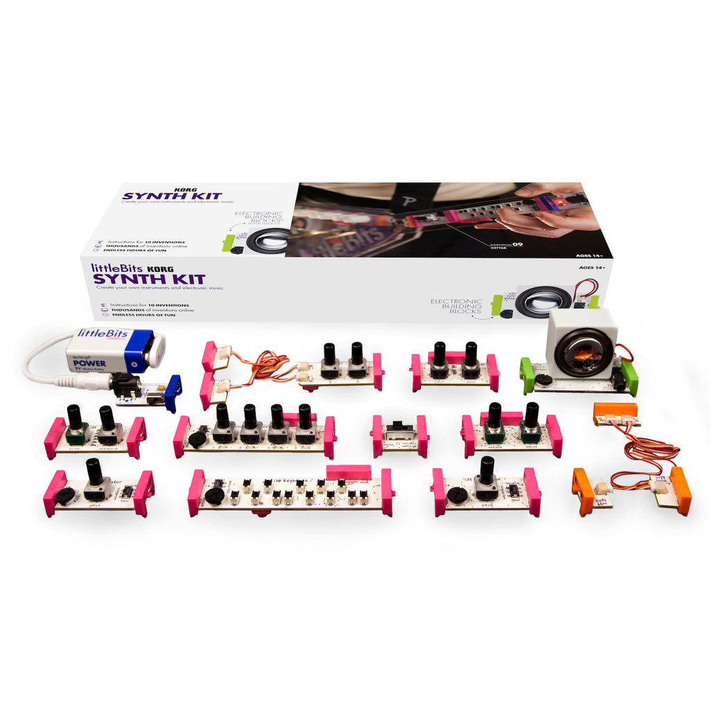 LittleBits Synth KORG Kit