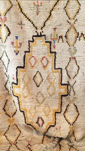 Beauty and Grace - Azilal Rug sold