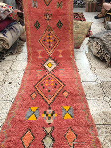 Just The Perfect Moroccan Runner