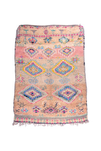 """Lucy"" a Boujaad Moroccan Rug"