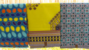 Ankara Fabric By The Yard