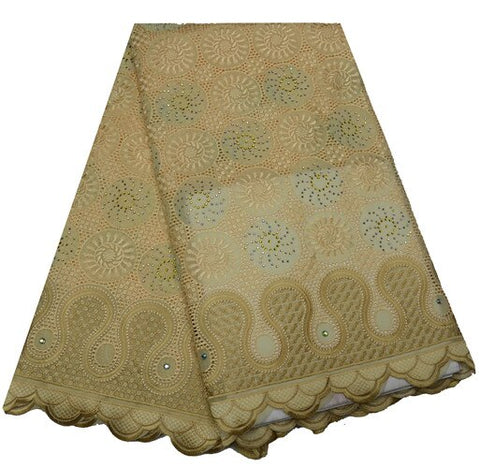 Beautifical lace Fabrics For African weddings, Swiss Voile Lace In Switzerland High Quality  P455-3