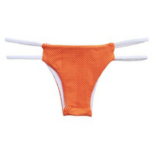 Two Strap Brazilian Bikini Bottoms - Extra Small