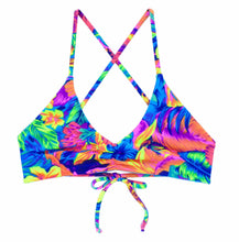 Tropical Bikini- Bright Tropical Juju Top