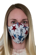 Adjustable America Cotton Face Mask
