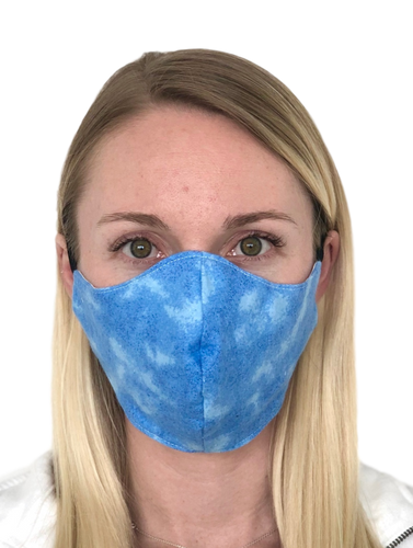 Cloud Cotton Face Mask
