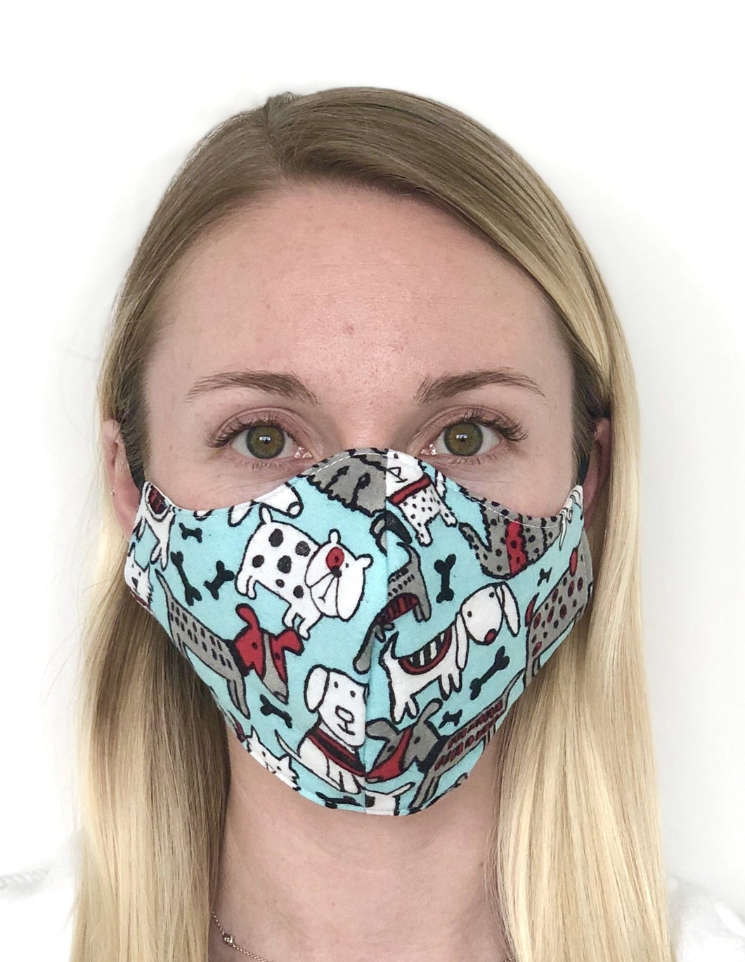 Puppy Dog Face Mask - LIMITED EDITION!