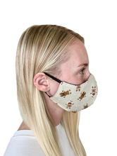 !!NEW!! Gingerbread Man Face Mask