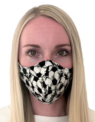 !!NEW!! Soccer Face Mask- LIMITED EDITION