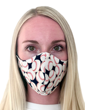 Baseball Cotton Face Mask