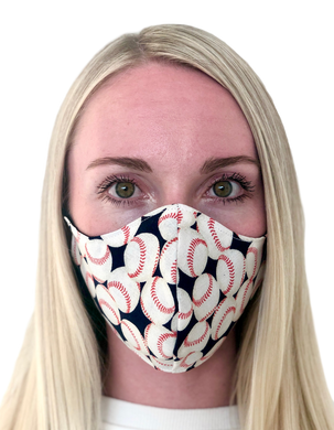 Baseball Face Mask- LIMITED EDITION