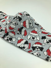 Christmas Dogs Cotton Face Mask