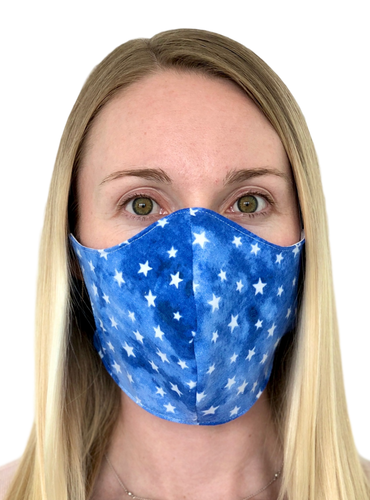 Stars Face Mask- LIMITED EDITION!