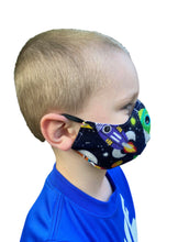 KIDS! Ages 5-10 Rocket Ship Mask (Only kids mask available)