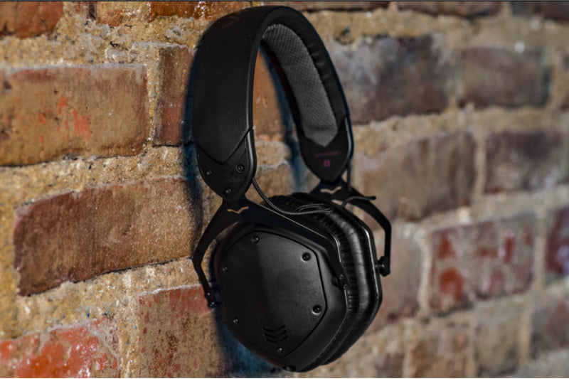 The V-Moda Crossfade LP 2 headphones are great for bass lovers and smartphone users.