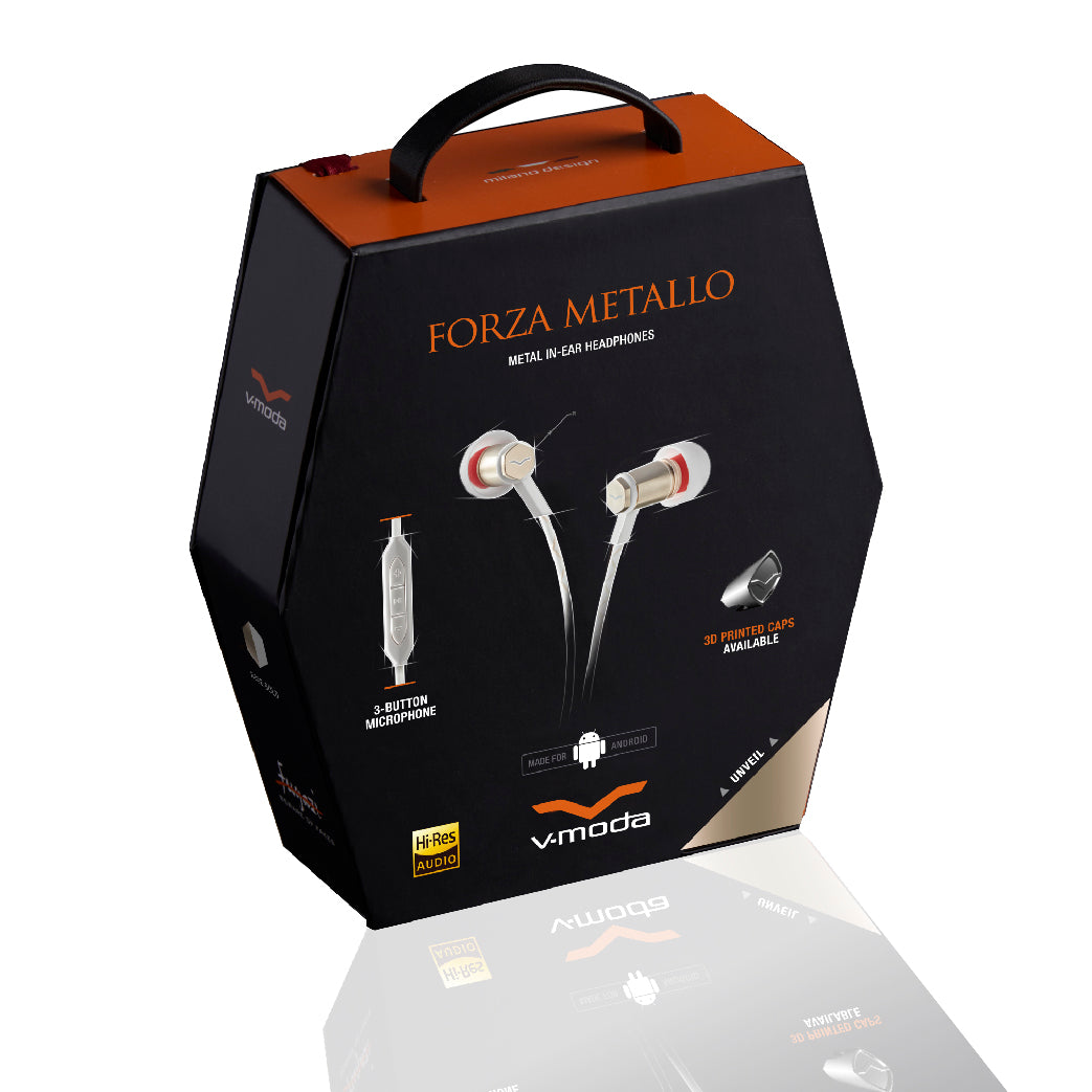 Forza Metallo Wireless In Ear Earphone