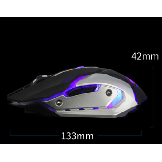 Rechargeable Silent Mouse