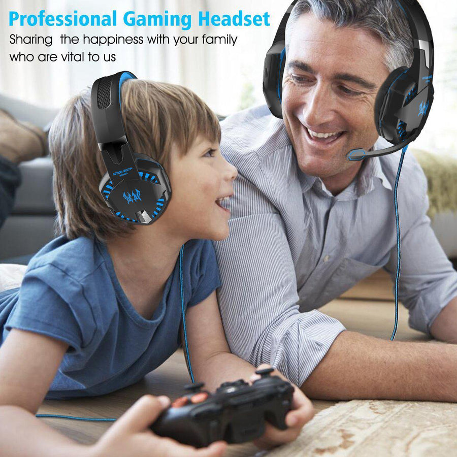 Lighting Gaming Headset