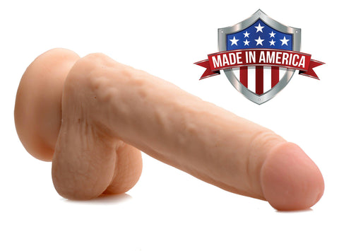 Kevin SkinTech Realistic 6 Inch Dildo