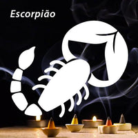 Kit de Incensos dos Signos