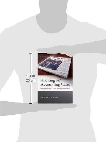 Auditing and Accounting Cases: Investigating Issues of Fraud and Professional Ethics (Irwin Accounti