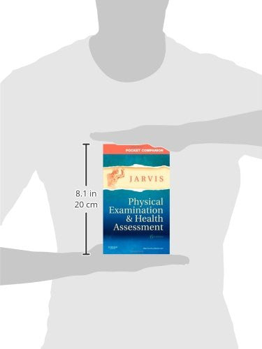 Pocket Companion for Physical Examination and Health Assessment, 6e (Jarvis, Pocket Companion for Ph