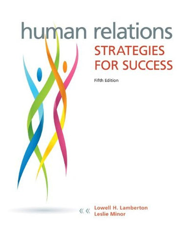 Human Relations: Strategies for Success (Business Careers)