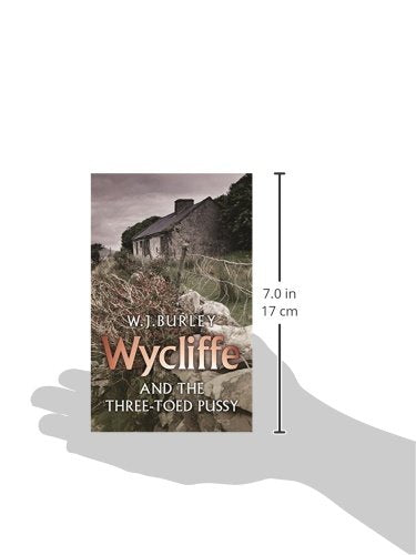 Wycliffe and the Three Toed Pussy (Wycliffe Series)